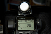 Seknoic Light Meter